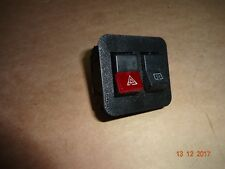 PORSCHE 944 / 924  HAZARD LIGHT SWITCH  924 HEATED REAR WINDOW  SWITCH C10VOX