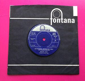 "E895 Semi-Detached Suburban Mr Jones, Manfred Mann, 7"" Single, Ex Condition"