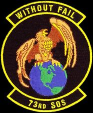 ORIGINAL SOS PATCH DEDICATED CREW CHIEF USAF 27th SPECIAL OPERATIONS