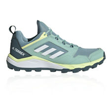 adidas Womens Terrex Agravic TR Trail Running Shoes Trainers Sneakers Blue
