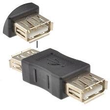 USB 2.0 a Hembra Acoplador Hembra a Hembra Adaptador De Carpintero [002623]