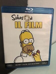 Blu-ray Disc Blu Ray I Simpson Il Film Perfetto