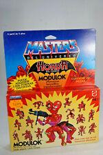 vintage Mattel  - Masters of the Universe - Motu - Modulok - Espana - MISB