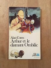 Sherlock Holmes - Pastiche - Arthur et le diamant Ombilic - EO 1981 - BE