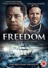 FREEDOM Cuba Gooding Jr. William Sadler DVD in Inglese NEW .cp