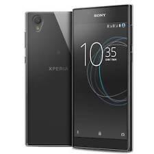 "Carcasa Para Sony Xperia L1 5.5"" Cristal Flexible TPU Gel Transparente Extra"