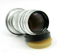 JUPITER-11 Rangefinder 4/135mm TELE Lens Contax RF Bessa R2C Red P Kiev Sonnar