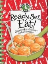 Everyday Cookbook Collection: Ready, Set, Eat! Cookbook : 200+ Quick and...