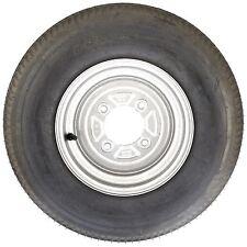 Rueda y neumático de remolque 5.00A10 para Erde Daxara 115mm PCD 4 ply