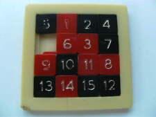 Vintage Intelligence Educational  puzzles  toy