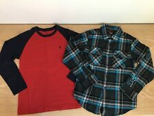 Hawk And Polo Ralph Lauren Boy's Clothing Lot of 2 Size Large