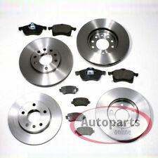 Opel Astra H - Bremsscheiben Bremsen 5 Loch Bremsbeläge für vorne hinten*