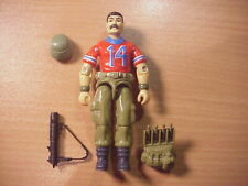 GI JOE - 1985 - BAZOOKA - ACTION FIGURE - Complete