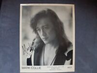 MARK COLLIE HAND SIGNED AUTOGRAPHED PHOTO  8 x 10 ORIGINAL AUTHENTIC