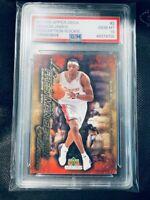 2003/04 LeBron James Upper Deck Redemption Rookie GEM MT 10 Rare RC Card