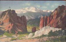(idm) Colorado Springs CO: Garden of Gods