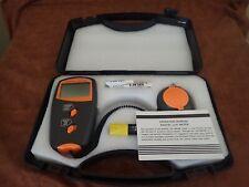 LX1010BS Digital LUX Meter 0 - 100,000 LUX LAB PHOTO LX-1010BS W/ Hard Case NOS