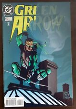 GREEN ARROW #137 - Last Issue - Connor Hawke, Superman, Return of Oliver Queen!!