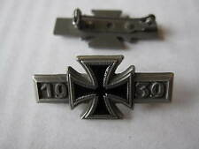 WH WXX EK1 1939 Eisernes Kreuz Spange mit Nadel Wehrmacht Iron Cross WK 2 WWII