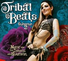 Tribal Beats Volume 2 - Music For The Strange & Beautiful 2010 Ex-library