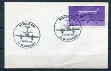 FRANCE 11.10.1986, timbre aérien 59, AVION, WIBAULT 283, oblitéré PREMIER JOUR