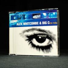 Alex Whitcombe Y C Grande - Hielo Lluvia - cd de música EP