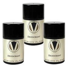 VIP by Usher for Men Combo Pack: Deodorant Stick 3 oz. (3 x 1 oz. Bottles) NEW
