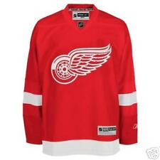 Detroit Red Wings Home Replica Hockey Jersey L Rbk NWT
