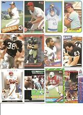 (12) University of Iowa Hawkeyes Alumni Cards NODUPES! Dwight Tippett Armstrong