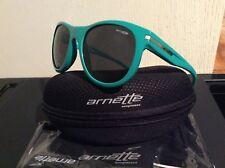 Arnette Blowout Lunettes de soleil-Monture  turquoise avec Gris-Bnwt 211827d2aab9