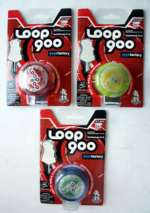 3X YoYoFACTORY LOOP 900 YO YO SHINJI SAITO 2010 WITH KEY NEW SEALED !
