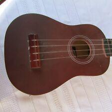 Santa Rosa U2 Soprano Ukulele (Santa Rosa Folk Guitar Co)