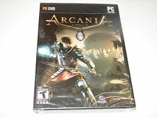 Arcania: Gothic 4 (PC GAME) DVD BRAND NEW FACTORY SEALED