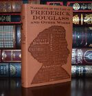 Narrative of the Life of Frederick Douglass Unabridged Deluxe Soft Leather Feel