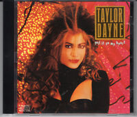 TAYLOR DAYNE - Tell It To My Heart CD (1987) Like New