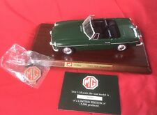 Limited Edition Die cast 1963 MGB Roadster scale 1.18