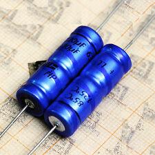 New listing 10 pcs Philips Bc 118 220uf 63V 85°/ 40V 125° Audio Electrolytic Capacitors
