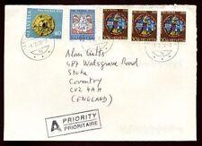 Switzerland 2000 Airmail Cover To UK #C4415