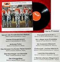 LP Trompeter Korps Hans Freese: Reiterfreuden (Polydor 46 564 LPHM) D 1962