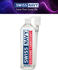 OFFICIAL Swiss Navy Silicone Lube 32 oz - Ships today FedEx - Supports charity