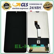 DISPLAY LCD XIAOMI REDMI NOTE 8 PRO M1906G7G TOUCH SCREEN SCHERMO VETRO NERO
