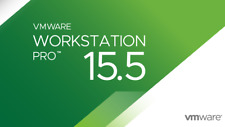 New - Vmware Workstation 15.5 Pro for Windows 5Pc Lifetime Key Fast Delivery