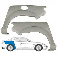 Mazda RX-8 RX8 2003-2012 Radlauf Reparaturblech Kotflügel / Paar