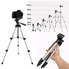 New Portable *Aluminum Tripod Mount Digital Camera Camcorder Fishing Lamp Stand&