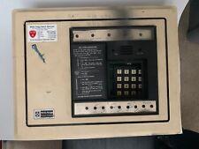 Wells Fargo Smt 4 Security System Fire Alarm Control Panel Adt