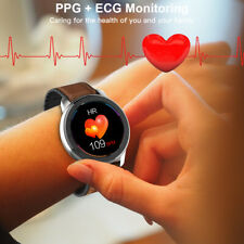 LEMFO ELF2 ECG smart watch heart rate for Android iOS Huawei Samsung iPhone