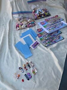 LEGO Friends 41058 Heartlake Shopping Mall 100% with minifigures & instructions