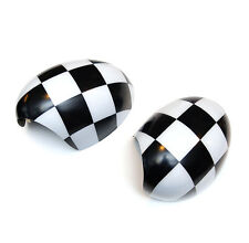 Side Wing Mirror Cover Caps For Bmw Mini Cooper Clubman Countryman Paceman M A03