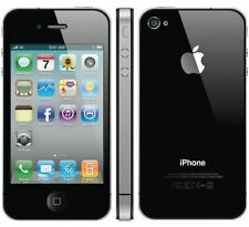 AT&T Cricket H2O Tracfone Wing Pix Net10 Jolt Apple iPhone 4 8GB A1332 Excellent