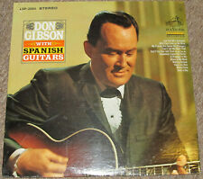 DON GIBSON-With Spanish Guitars~ORIG. SEALED LP~LSP-3594~CHET ATKINS~JORDANAIRES